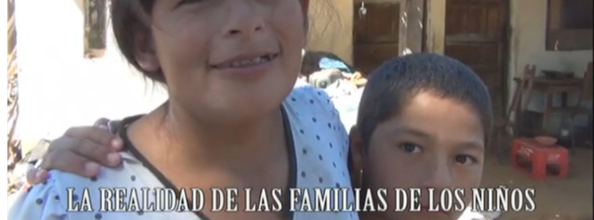La réalité des enfants de Bolivie